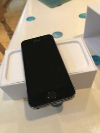 iPhone 5s 64gb unlocked - space grey