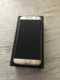 Samsung Galaxy s7 edge Gold 32gb Unlocked
