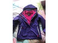 3 in one kids regatta coat