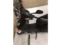 Yamaha NXC 125cc Cygnus Learner Legal Motorcycle Moped With Box
