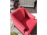 Parker Knoll settee 3 seats and single chair