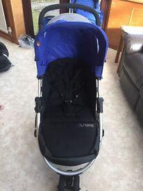 Mamas & Papas Luna Mix 3-wheeler pushchair/Stroller