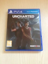 Uncharted The Lost Legacy [DLC Unused] PS4