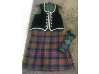 HIGHLAND DANCING OUTFITS