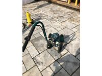 Wheeled Brush Cutter and Line Strimmer