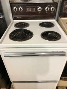 "Admiral 24"" Apartment Size Stove, Free 30 Day Warranty, Save The Tax Event"