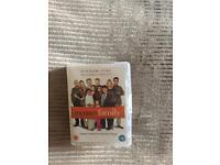 2 box sets modern family and cold feet for sale