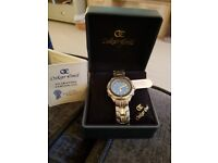 RRP £225 Oscar Emil series 3000 gentlemen's watch