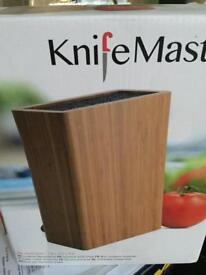 Knife master universal knife block organiser RRP £26.99