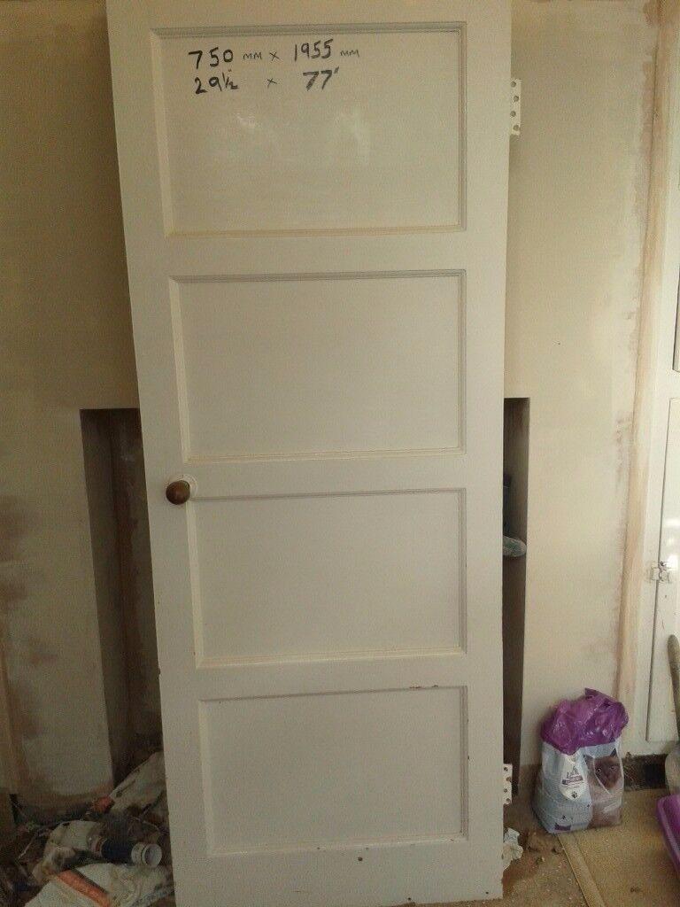 Old internal doors