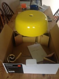 Habitat 'Moxley' Lightshades - £12 each or £20 for both
