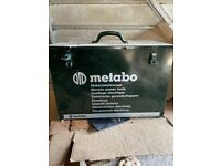 Metabo wall chaser/wraggling tool
