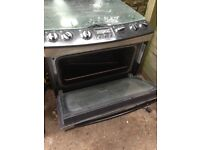 Gas cooker 60cm..... Cheap Free delivery