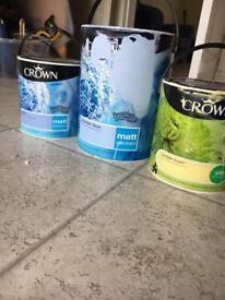 Crown Paints - Free