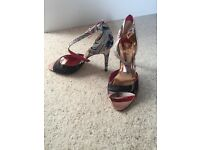 Ted baker this season AcAnthus scroll shoes size 7 worn once