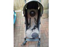 Chicco Liteway stroller & accessories
