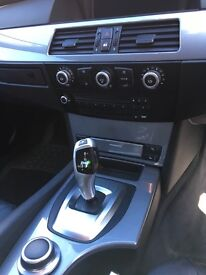 BMW525d Auto 3.0, Full year MOT, Leather seats, business edition.
