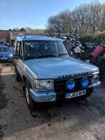 Land Rover Discovery 2 TD5 2003