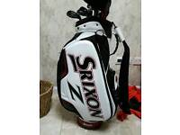 2016 Srixon tour staff bag latest model