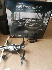Parrot ar camera drone