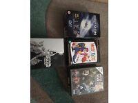 DVD box set bundle batman,starwars, wacky races