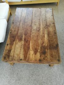 Wooden Coffee Table £60 OBO