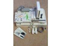 Nintendo Wii and Wii Fit. £70.00