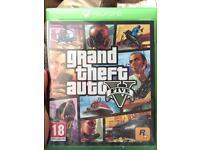 Gta 5 Xbox One Disc