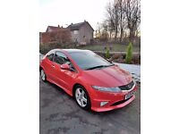 Honda Civic Type S GT Diesel,3dr,new mot, like a type R and all the GT extras.Style with economy