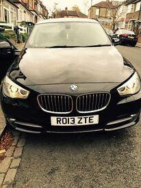 BMW Grand Turismo, Black, Disel 2013