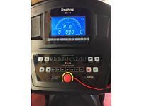 Reebok ZR9 Motorised Treadmill With Power Incline