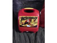 Incredibles Lunch Box