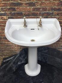 Victorian Style Bathroom Sink