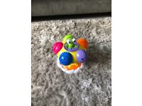 Spinning UFO Toy