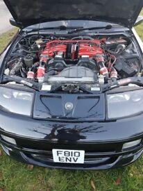 Nissan 300zx twin turbo import manual
