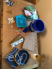 Nautical Themed Party Set