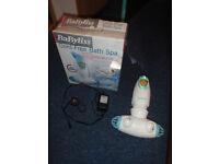 Babyliss Cord Free Bath Spa