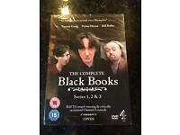 DVD set of Black Books series 1, 2 and 3