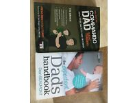 Pregnancy Journal and manual / Mum to be / Dad to be / What to expect - selection of books