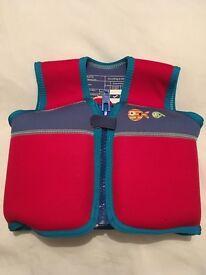 Mothercare swim jacket- age 2-3