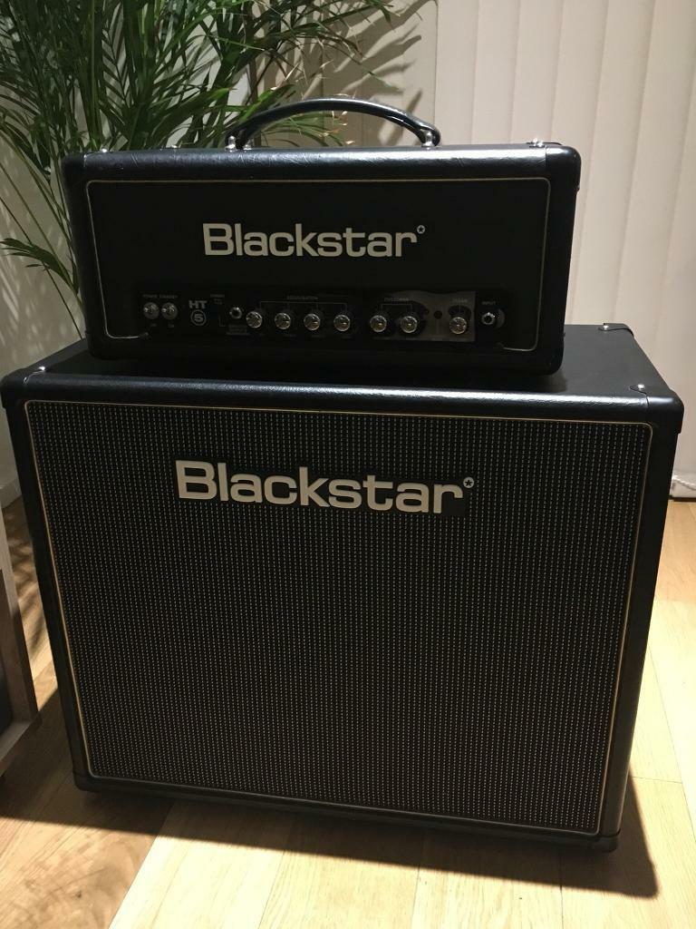 Blackstar HT-5 and HTV112 for sale