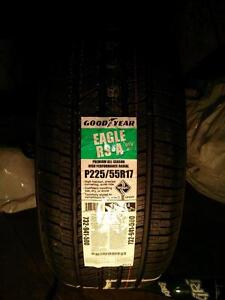 GoodYear Eagle RS-A P225/55R17 95V