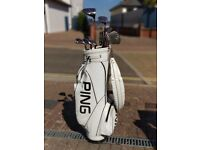 SET OF PING GOLF CLUBS - FANTASTIC BARGAIN