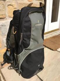 LittleLife Explorer child carrier rucksack/backpack