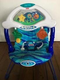 FISHER PRICE Baby Bouncy Chair Bouncer Music Seat