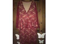 Plus size dress. Fit size 20/22