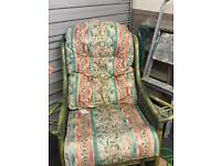 Conservatory chair/sofa/seat (can deliver) 🚙