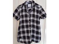 Navy state mens shirt size xs