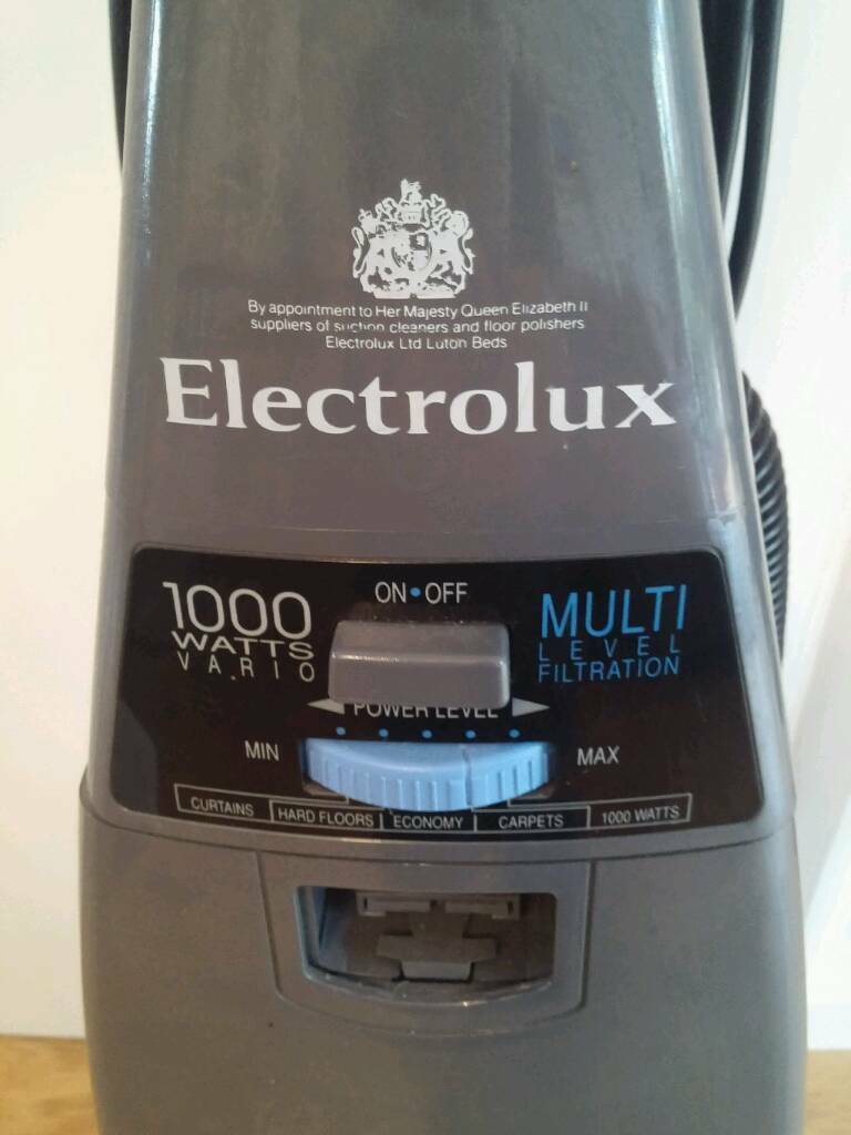 Vacuum cleaner upright Electrolux