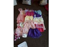 Bundles of dresding up clothes age 3-6